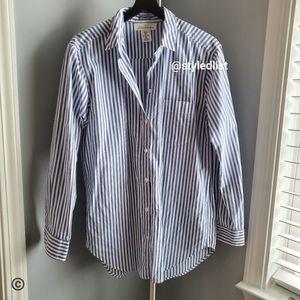 H&M Striped Button Down Shirt 2